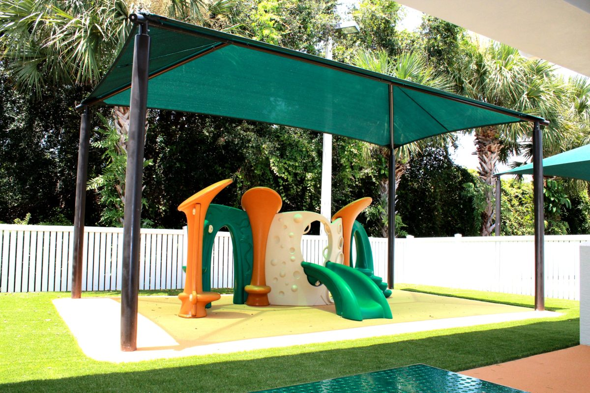 Fort Myers Florida Daycare Commercial Playground 35