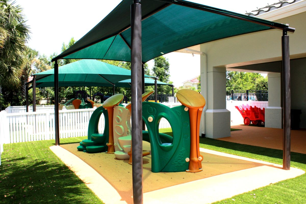 Fort Myers Florida Daycare Commercial Playground 36