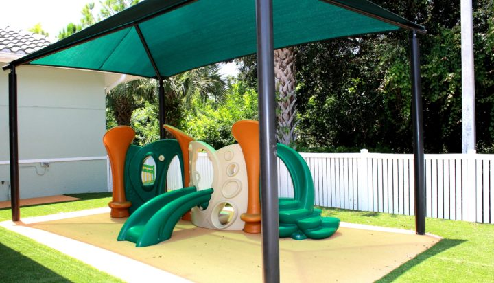 Fort Myers Florida Daycare Commercial Playground 39