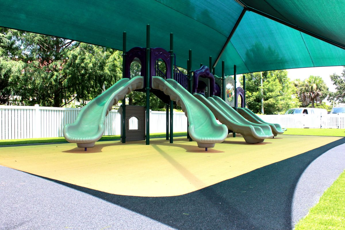 Fort Myers Florida Daycare Commercial Playground 9