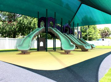 Fort Myers commercial playground and safety surfacing