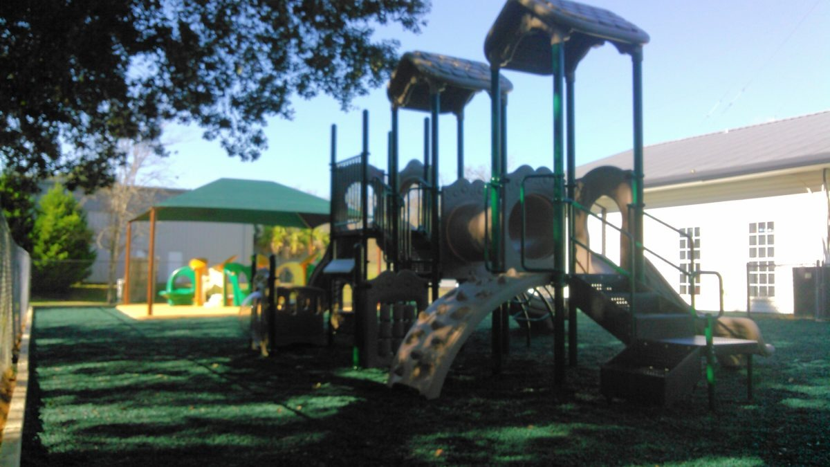 Georgia Daycare Center Commercial Playground Equipment 1