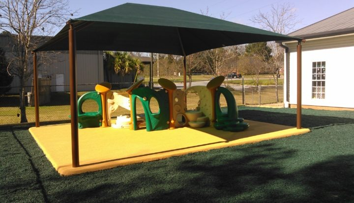 Georgia Daycare Center Commercial Playground Equipment 13