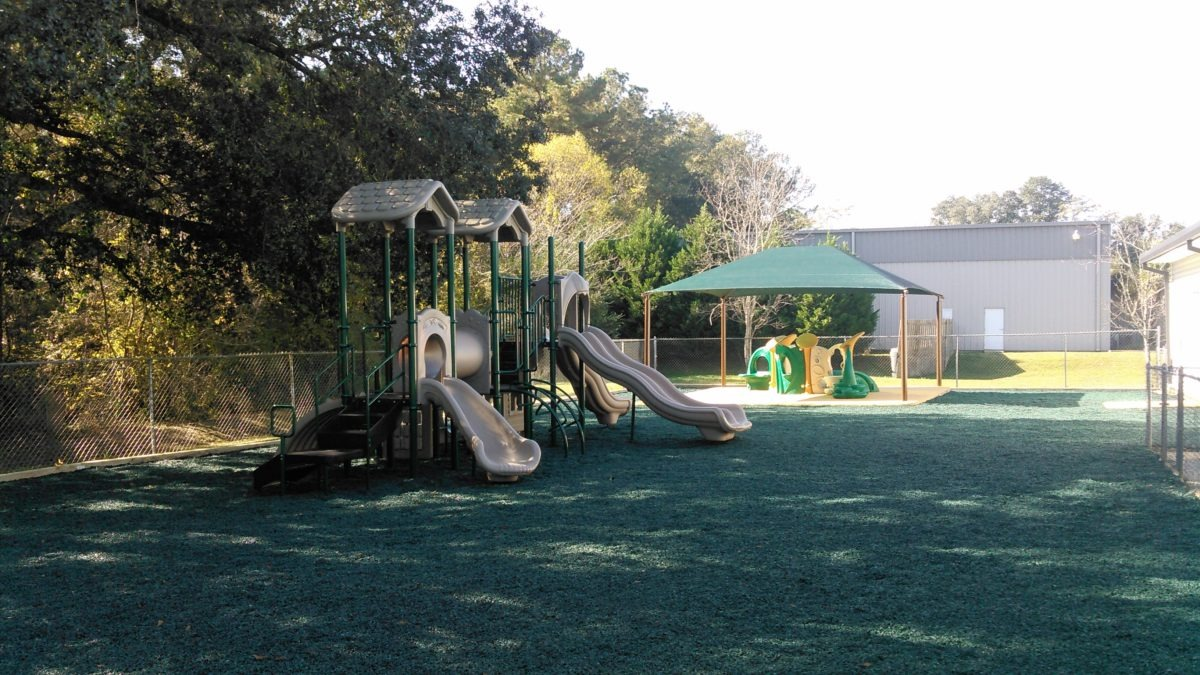 Georgia Daycare Center Commercial Playground Equipment 4
