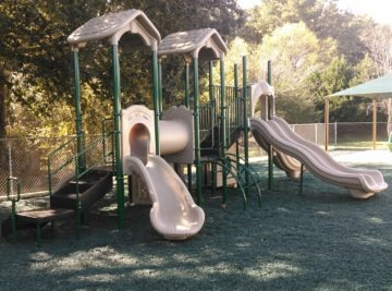Georgia commercial playground install