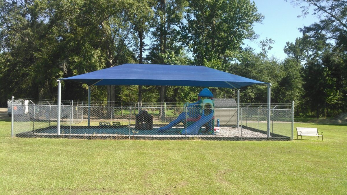 Georgia Playgruond Shade Structure 1