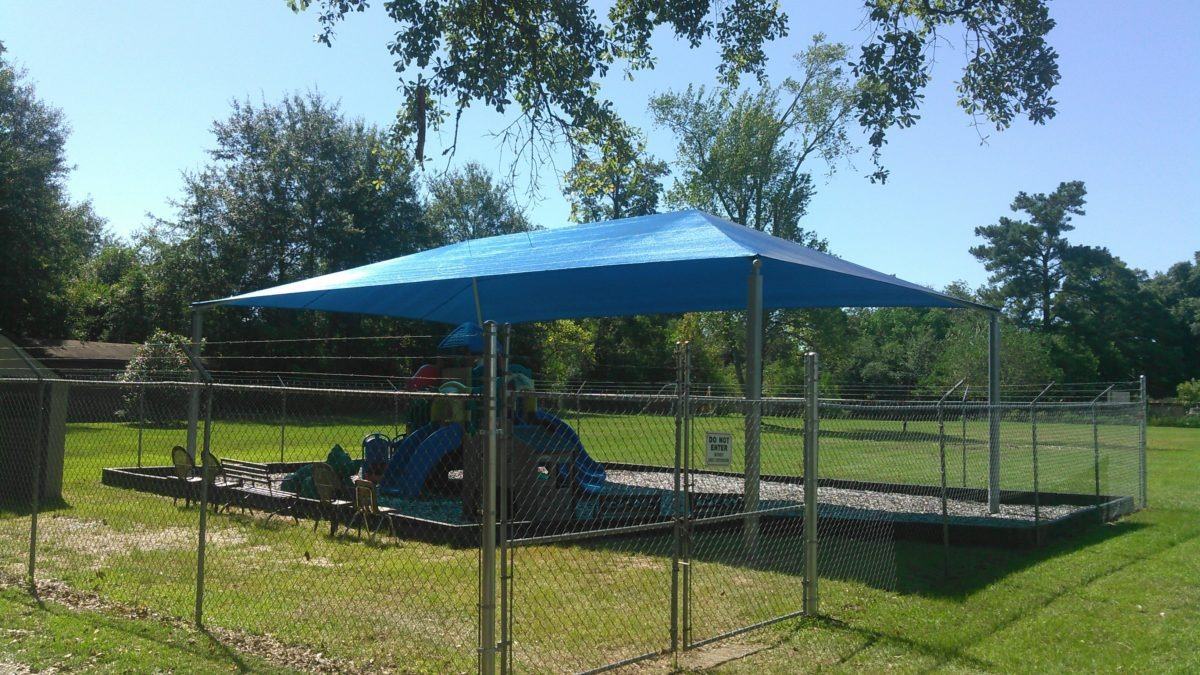 Georgia Playgruond Shade Structure 2