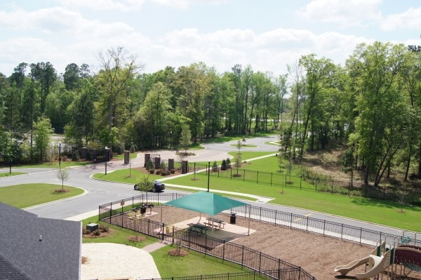 Georgia apartment Complex Playground x