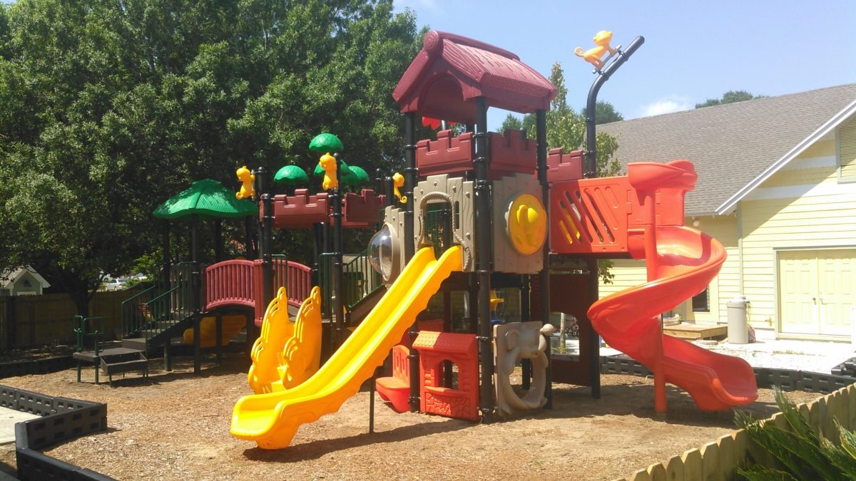 Jacksonville Florida Daycare Playground Equipment 1