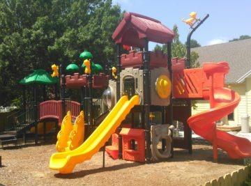Jacksonville Florida Daycare Playground Equipment 1