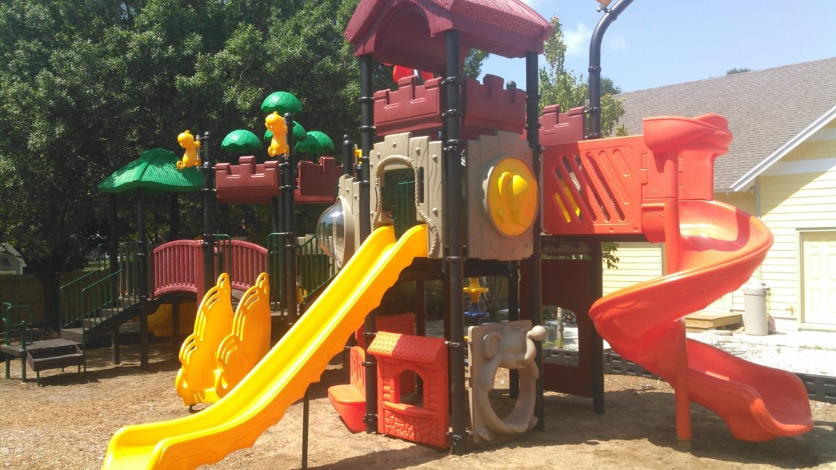 Jacksonville Florida Daycare Playground Equipment 2