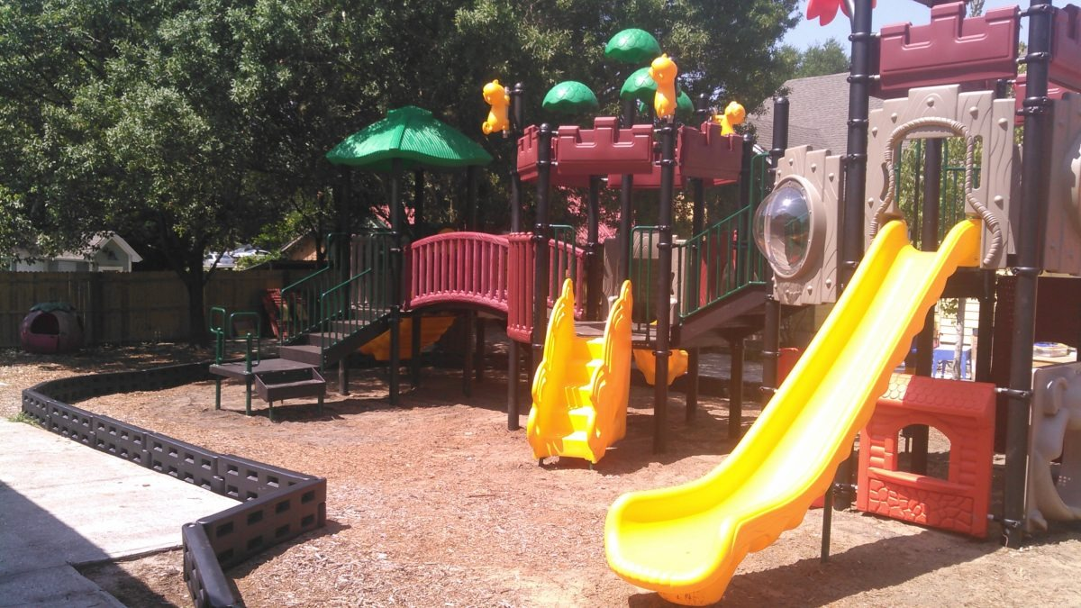 Jacksonville Florida Daycare Playground Equipment 4