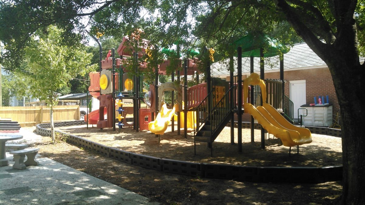 Jacksonville Florida Daycare Playground Equipment 7