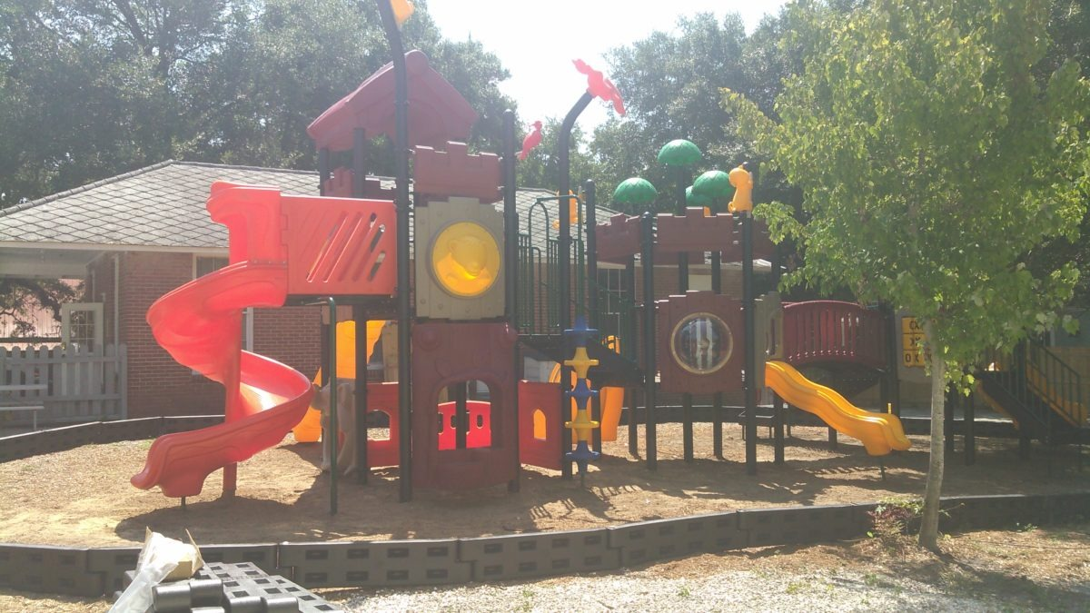 Jacksonville Florida Daycare Playground Equipment 8