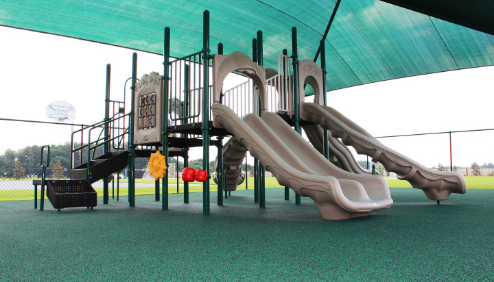 Kissimmee Florida Charter School Playground 12
