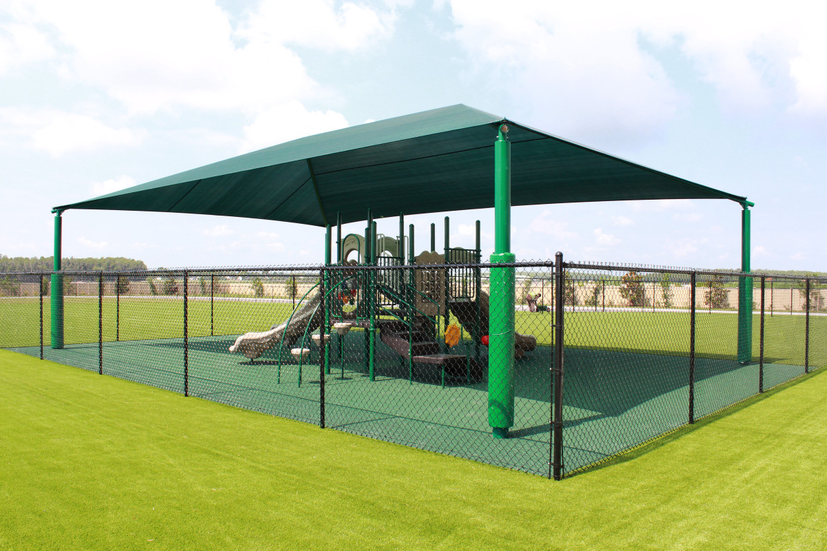 Kissimmee Florida Charter School Playground 3