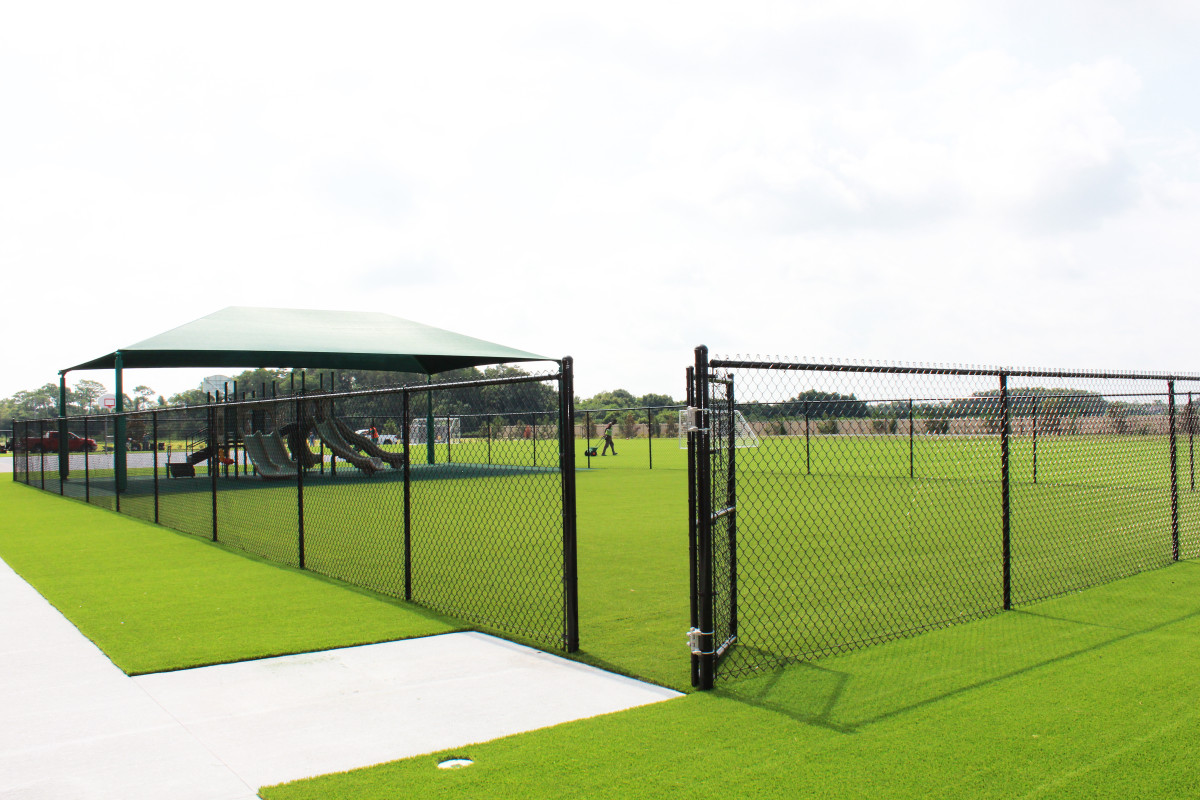 Kissimmee Florida Charter School Playground 4