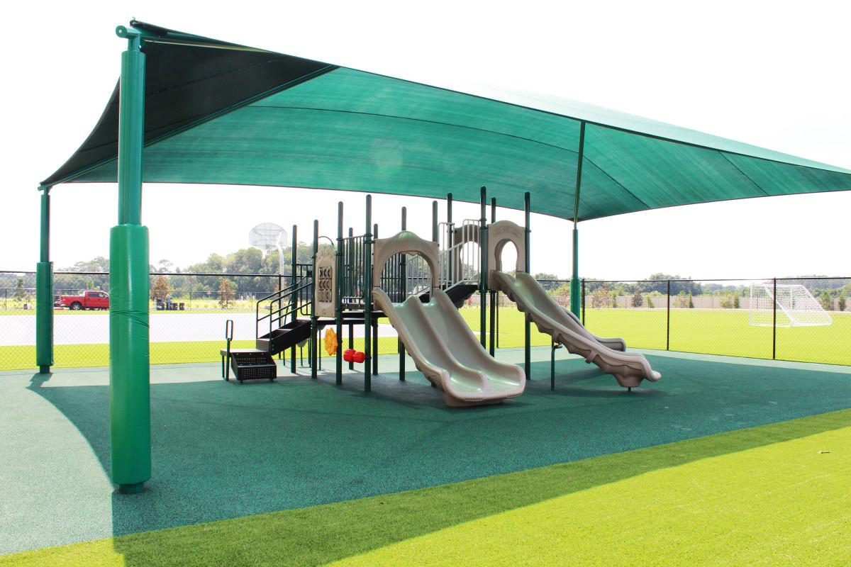 Kissimmee Florida Charter School Playground 7