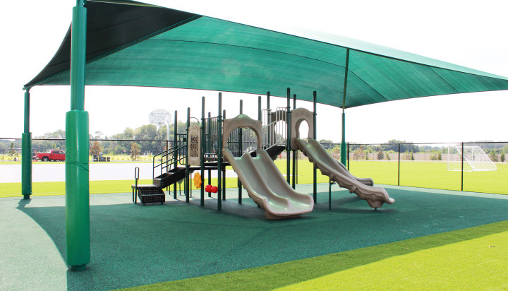Kissimmee Florida Charter School Playground 7