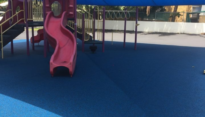 Miami Florida Playground Surfacing 1
