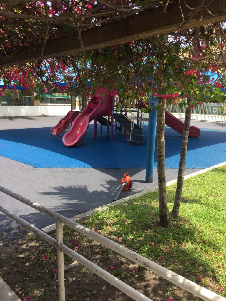 Miami Poured In Place Rubber Playground Surfacing Pro