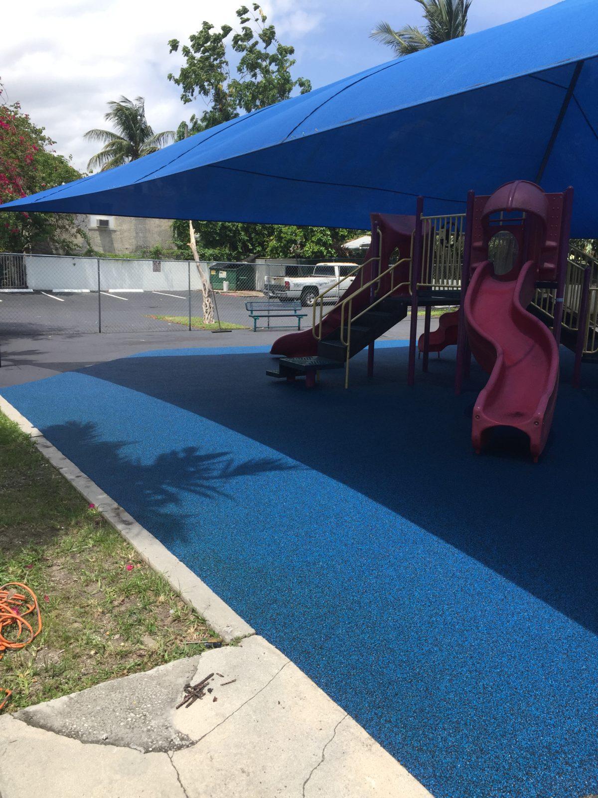 Miami Florida Playground Surfacing 5