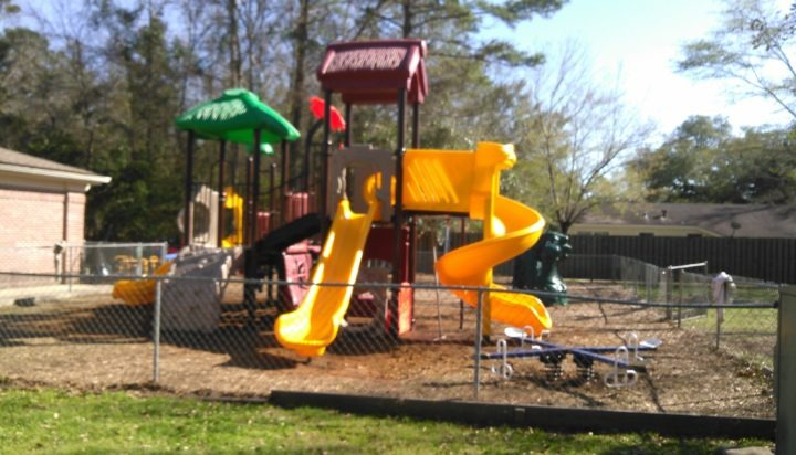 Mobile Alabama Daycare Playground 1