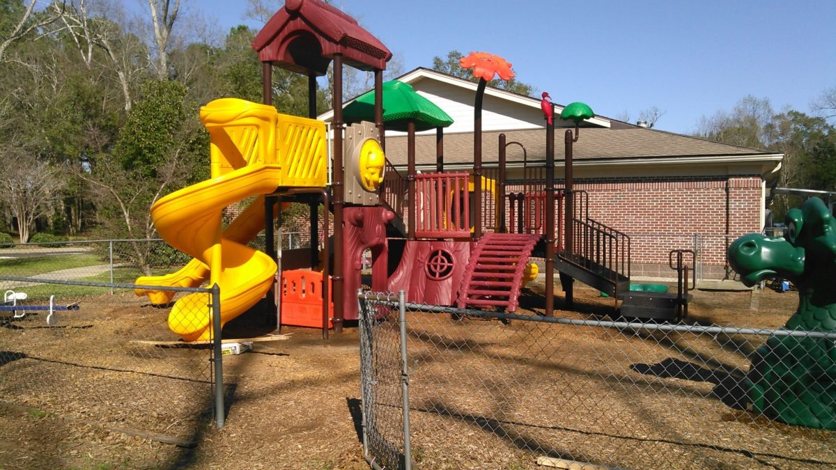 Mobile Alabama Daycare Playground 2