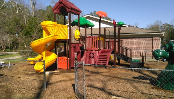 Mobile Alabama Daycare Playground 2