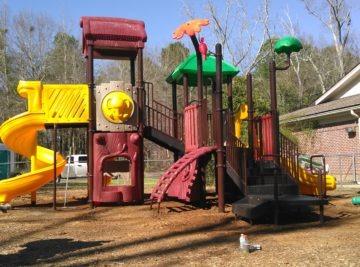 Mobile Alabama Daycare Playground 3