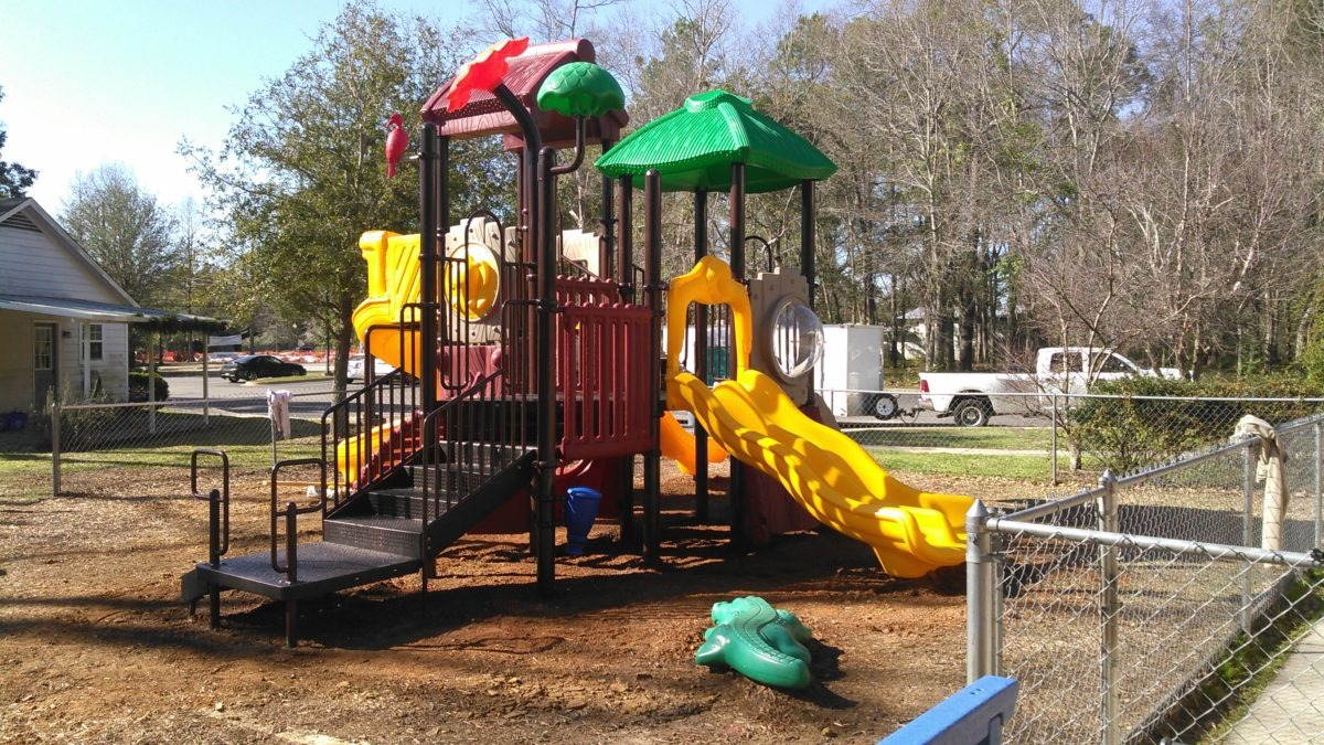 Mobile Alabama Daycare Playground 4