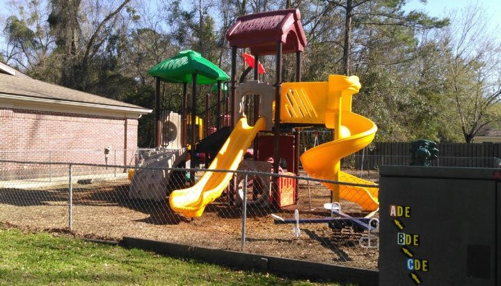 Mobile Alabama Daycare Playground 6