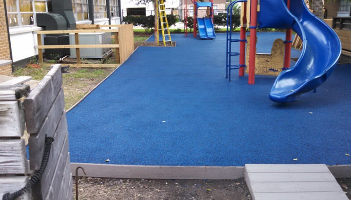 New Orleans Louisiana Playground Surfacing 2