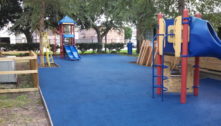 New Orleans Louisiana Playground Surfacing 3