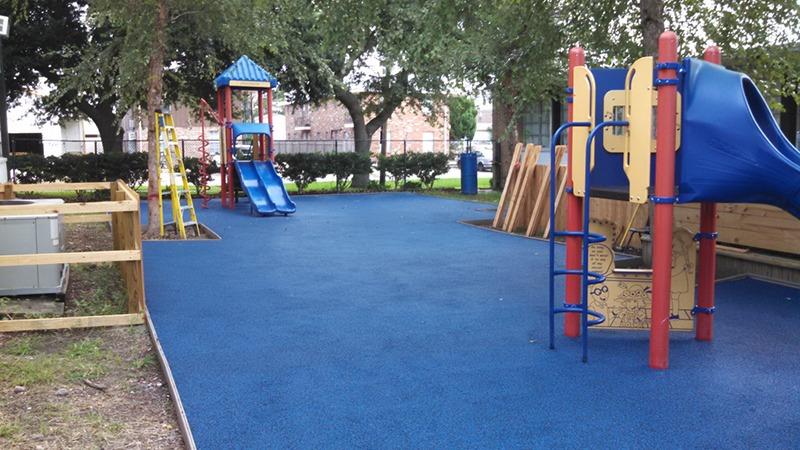 New Orleans Louisiana Playground Surfacing 3