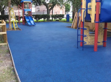 New Orleans Louisiana Playground Surfacing 4
