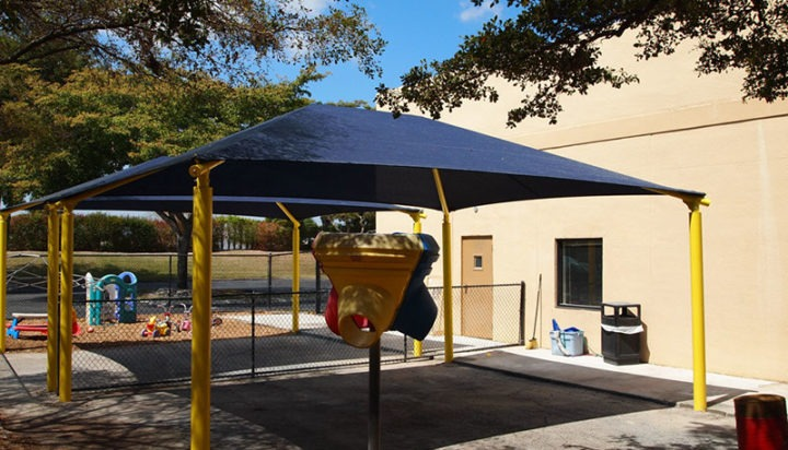 South Florida Daycare Shade Structures 1