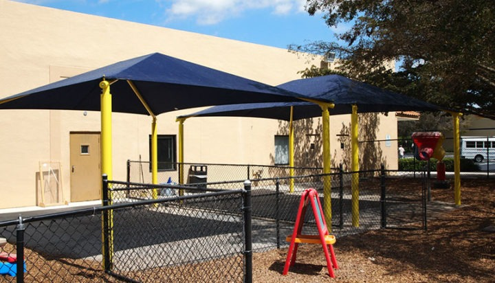 South Florida Daycare Shade Structures 5