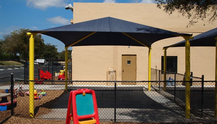 South Florida Daycare Shade Structures 7
