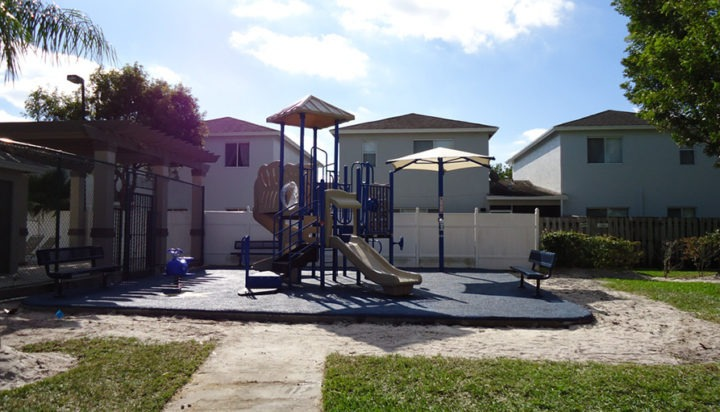 South Florida HOA Community Beach Themed Playground Equipment 26