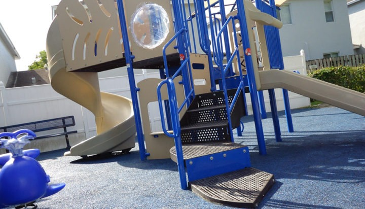 South Florida HOA Community Beach Themed Playground Equipment 5