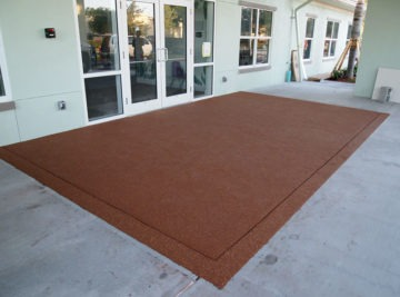 South Florida Poured In Place Rubber Surfacing 6