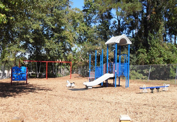 Tallahassee Florida Church Playground Equipment 10