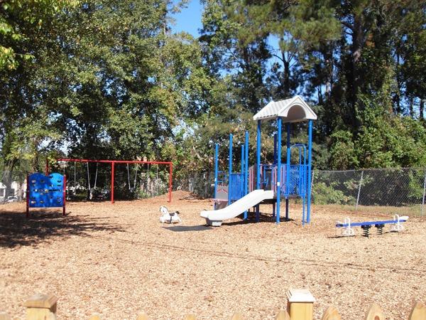 Tallahassee Florida Church Playground Equipment 10
