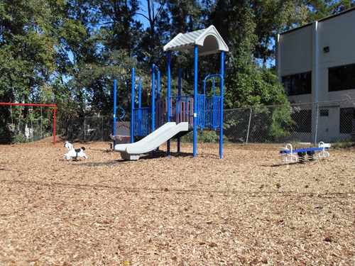 Tallahassee Florida Church Playground Equipment 13