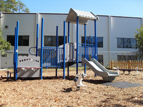 Tallahassee Florida Church Playground Equipment 27