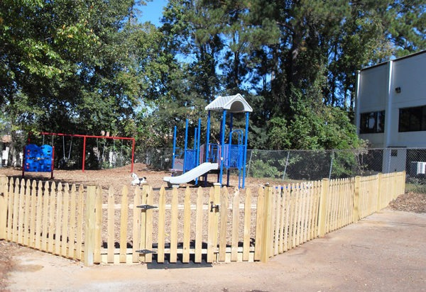 Tallahassee Florida Church Playground Equipment 30