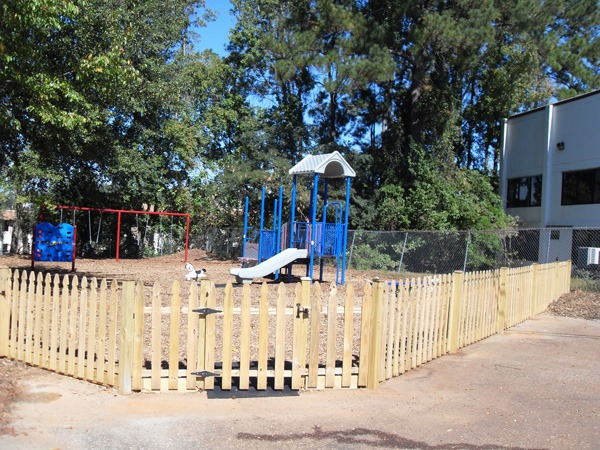 Tallahassee Florida Church Playground Equipment 30
