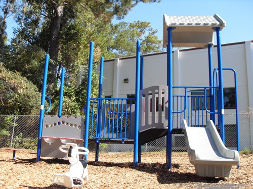Tallahassee Florida Church Playground Equipment 31