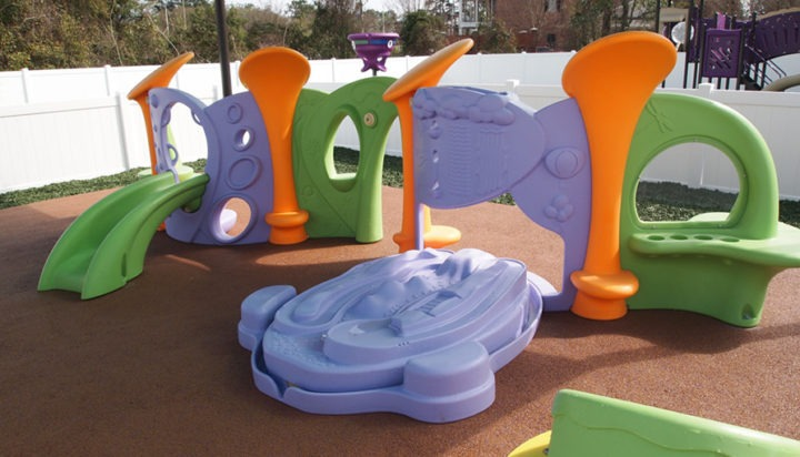 Tallahassee Florida Daycare Commercial Playground Equipment 1
